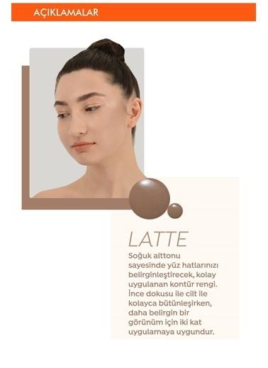 Missha Soğuk Alt Tonlu Likit Kontür  # Doğal Görünümlü Apieu Juicy Pang Bronzer Latte (Br02) Renksiz